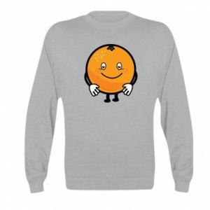 Bluza dziecięca Pomarańcza