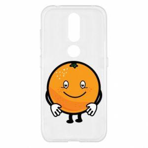 Etui na Nokia 4.2 Pomarańcza