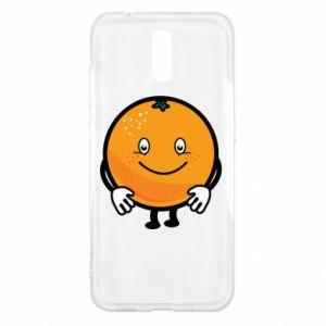 Etui na Nokia 2.3 Pomarańcza