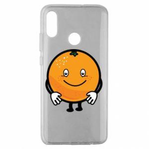 Etui na Huawei Honor 10 Lite Pomarańcza