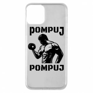 iPhone 11 Case Pump your muscles