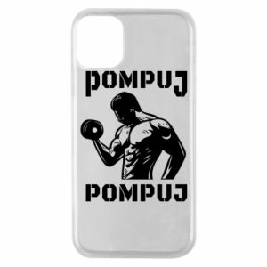 iPhone 11 Pro Case Pump your muscles
