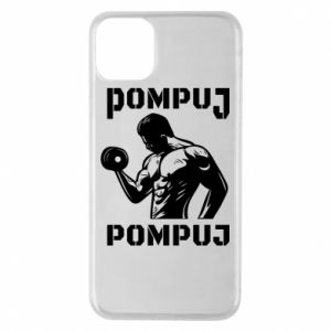 iPhone 11 Pro Max Case Pump your muscles