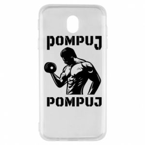 Samsung J7 2017 Case Pump your muscles