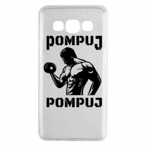 Samsung A3 2015 Case Pump your muscles