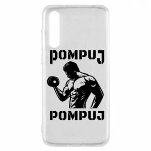 Huawei P20 Pro Case Pump your muscles