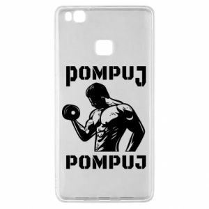 Huawei P9 Lite Case Pump your muscles