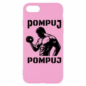 iPhone SE 2020 Case Pump your muscles