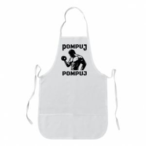 Apron Pump your muscles