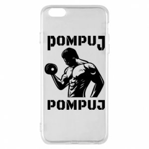 iPhone 6 Plus/6S Plus Case Pump your muscles