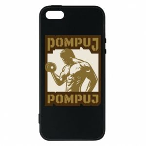 iPhone 5/5S/SE Case Pump your muscles