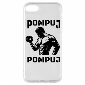 iPhone 8 Case Pump your muscles