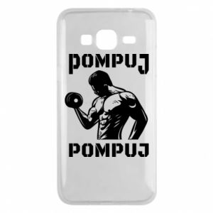 Samsung J3 2016 Case Pump your muscles
