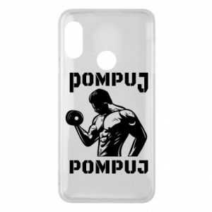 Mi A2 Lite Case Pump your muscles