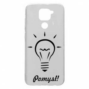 Etui na Xiaomi Redmi Note 9/Redmi 10X Pomysł