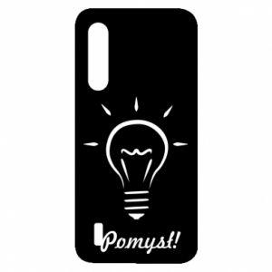 Etui na Xiaomi Mi9 Lite Pomysł