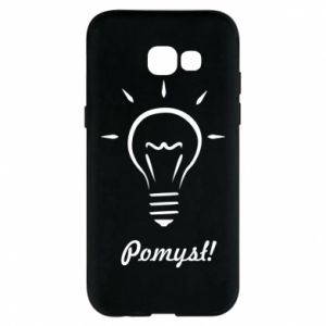 Phone case for Samsung A5 2017 Idea