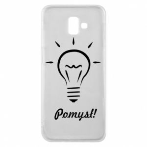Phone case for Samsung J6 Plus 2018 Idea