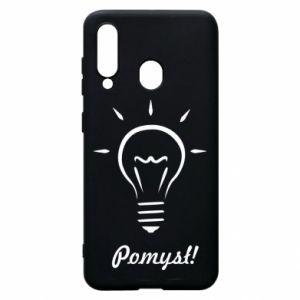 Phone case for Samsung A60 Idea