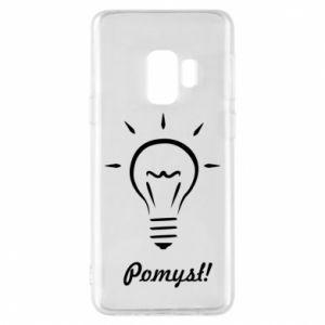 Phone case for Samsung S9 Idea