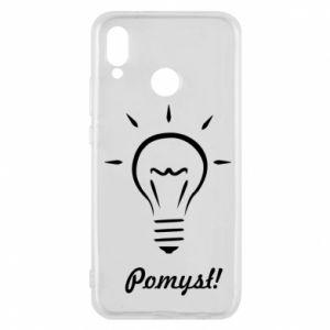 Phone case for Huawei P20 Lite Idea