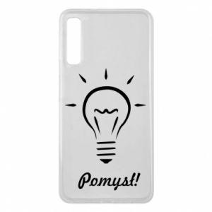Phone case for Samsung A7 2018 Idea
