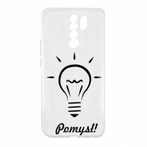 Etui na Xiaomi Redmi 9 Pomysł