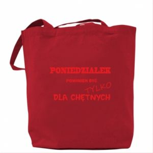 Bag Monday should be ... - PrintSalon
