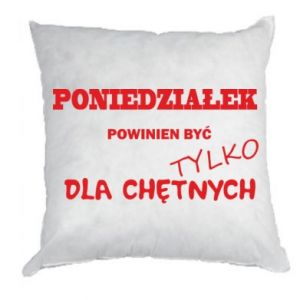 Pillow Monday should be ... - PrintSalon