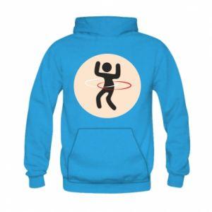 Bluza z kapturem dziecięca Portal - hulahup