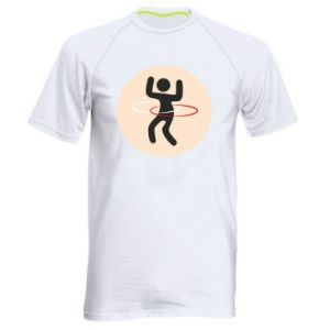 Men's sports t-shirt Portal - hulahup