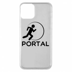 Etui na iPhone 11 Portal