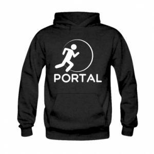 Bluza z kapturem dziecięca Portal