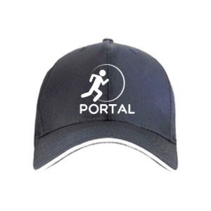 Czapka Portal