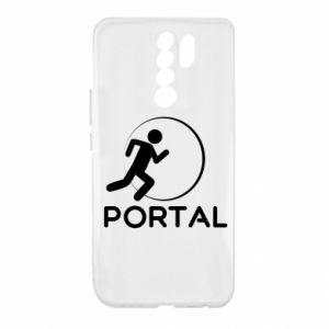 Etui na Xiaomi Redmi 9 Portal