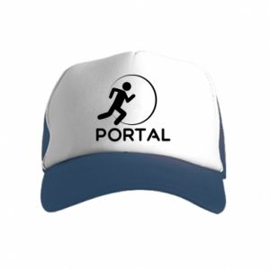 Kid's Trucker Hat Portal