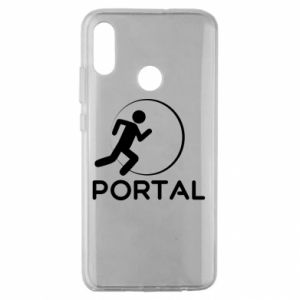 Huawei Honor 10 Lite Case Portal
