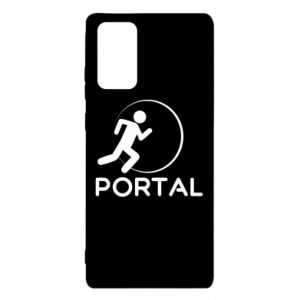 Samsung Note 20 Case Portal