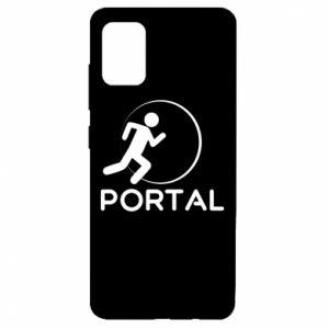Etui na Samsung A51 Portal