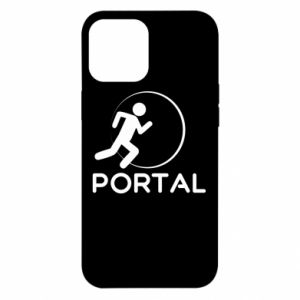 iPhone 12 Pro Max Case Portal