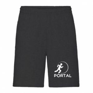 Męskie szorty Portal