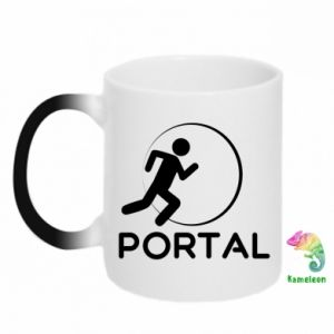 Magic mugs Portal