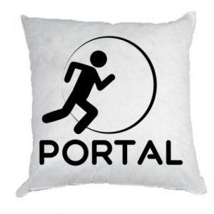 Poduszka Portal
