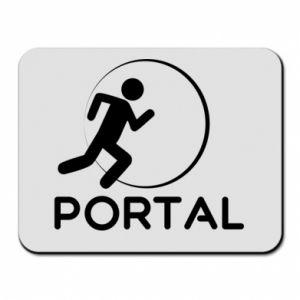 Podkładka pod mysz Portal