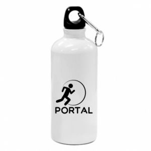 Water bottle Portal