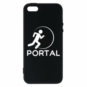 Etui na iPhone 5/5S/SE Portal