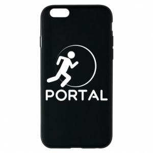 Etui na iPhone 6/6S Portal
