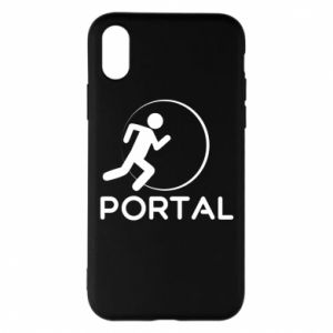 iPhone X/Xs Case Portal