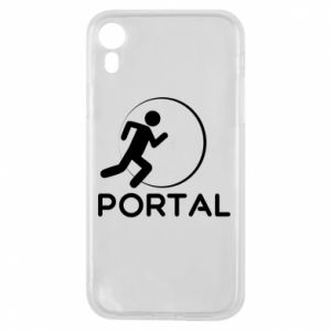 iPhone XR Case Portal