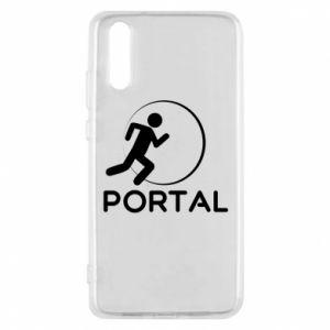 Etui na Huawei P20 Portal